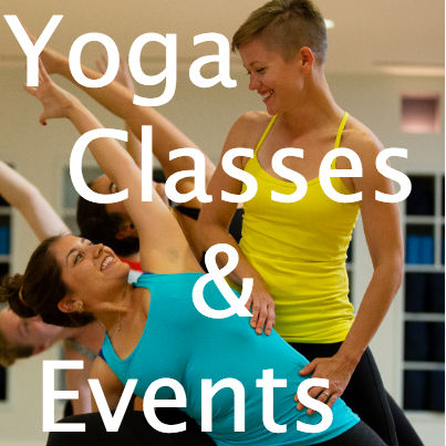 Yoga Classes & Events